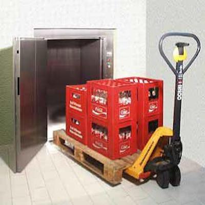 300KG Euro Pallet Lift